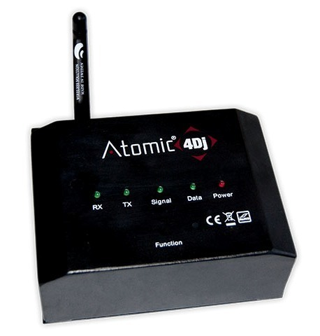 Atomic4Dj DMX Wireless W-DMX