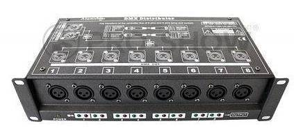 Atomic4Dj Splitter DMX 8