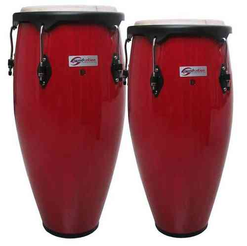 Soundsation Congas SCO10-RD