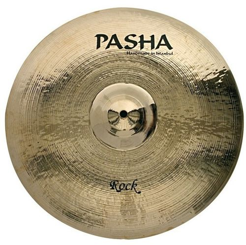 "Pasha Brillant Rock 21"" Ride"