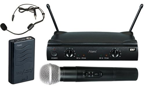 Pro-Show VHF-252 Combo Pack
