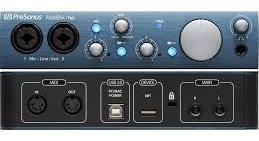 Presonus Audio USB Audiobox iTwo