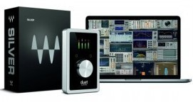 Apogee Duet per Mac e iPad (con Waves Silver plugin)