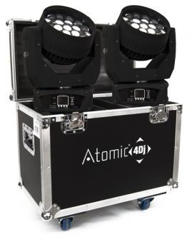 Atomic4dj Lotus Zoom PRO300 + Case