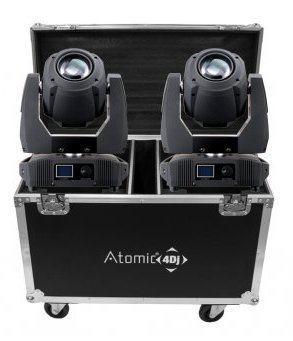 Atomic4dj probeam 2R + case