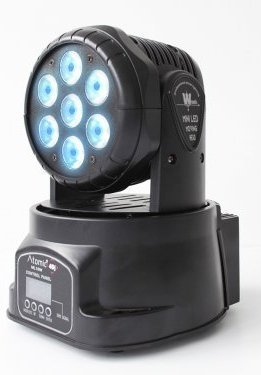 Atomic4dj ML10W Led